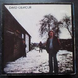 Gilmour, David:  David Gilmour (LP 33 U/min.)