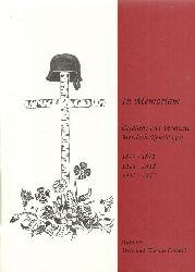 Oswald, Uwe und Thomas Oswald  In Memoriam (Gefallene und Vermisste Mettlach / Keuchingen 1870-1871 / 1914-1918 / 1939-1945