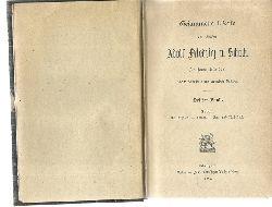Schack, Adolf Friedrich Graf von  Gesammelte Werke in sechs Bänden, 3. Band