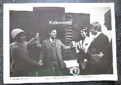 Kalinowski, Horst Egon  Druckgraphik 1961-1971 / Oeuvres graphiques 1961-1971 / Prints 1961-1971