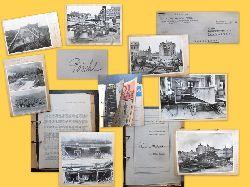 Müller, Hans  Wissenschaftlicher Nachlaß (Ordner mit zahlreichen Orig.dokumenten, Fotos etc. wie unten beschrieben)