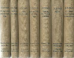 David, J.J. (Jakob Julius):  Gesammelte Werke Band 1-7 1. Ausgabe der einzigen Werkausgabe  7 Bände (komplett)