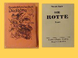 Azuela, Mariano  Die Rotte (Roman; ein männlich rauhes Buch)