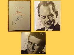 """mehrfach SIGNIERT - Wagner, Richard:  Bayreuther Festspiele 1967 """"Parsifal"""" (Programm deutsch-english-francais)"""