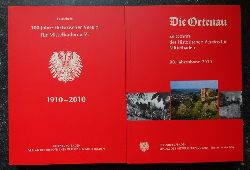 Historischer Verein Mittelbaden (Hg.)  Die Ortenau 90. Jahresband 2010 + 100 Jahre Historischer Verein für Mittelbaden e.V. 1910-2010 (Zeitschrift des Historischen Vereins für Mittelbaden)