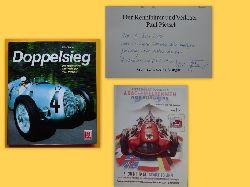 Riedner, Mike  Doppelsieg (Der Rennfahrer und Verleger Paul Pietsch)