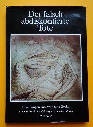 Gerke, Wolfgang:  Der falsch abdiskontierte Tote (Erzählungen)  1. Auflage