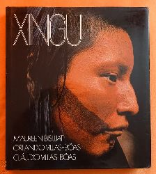 Bisilliat, Maureen; Orlando Villas Bôas and Cláudio Villas-Bôas:  Xingu (Tribal Territory)  1st