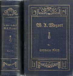 Abert, Hermann und Otto Jahns (Neubearb.) Mozart  W.A. Mozart 1+2