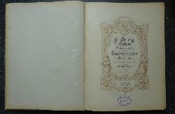 Mendelssohn-Bartholdy, Felix  Sämmtliche Werke. Compositionen für Pianoforte solo (7 Stücke) (mit Fingersatz versehen von Theodor Kullak)