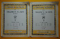 Alard, D. (Jean-Delphin)  Duo F (Duos für 2 Violinen; Violine I + II, Neu-Ausgabe vpn H. Dessauer)