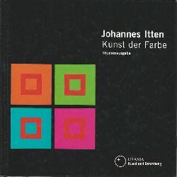 Itten, Johannes:  Kunst der Farbe (Subjektives Erleben und objektives Erkennen als Wege zur Kunst)  Studienausgabe