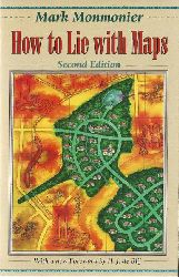 Monmonier, Mark:  How to Lie With Maps 2nd Edition