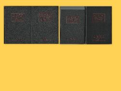 Ostendorf, Friedrich:  Sechs Bücher vom Bauen (DABEI: Supplementband mit Titel: Haus und Garten, 2. Auflage, 1919, 583 S.)  2., 3. + 4. Auflage  3 Bände.( = alles Erschienene) (Angekündigt waren ursprünglich 6 Bände, die nie fertiggestellt wurden)