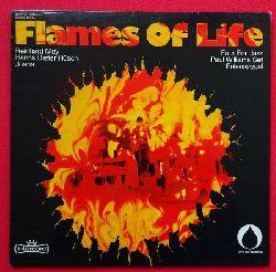 Mey, Reinhard; Hanns Dieter Hüsch und Joana  Flames of Life (dabei: Four For Jazz, Paul Williams Set, Eulenspygel)