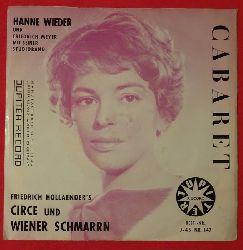 Wieder, Hanne und Friedrich Meyer u. Studioband  Friedrich Hollaender`s Circe und Wiener Schmarrn (Cabaret)
