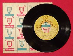 Vlach, Karel und and his Orchestra  Mama Inez / Laughing Samba / Brazil / Bim Bam Bum