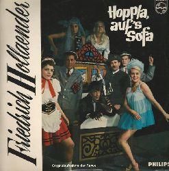 """Hollaender, Friedrich  """"Hoppla, auf"""