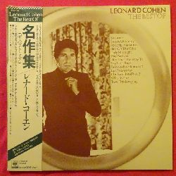Cohen, Leonard:  The Best of LP 33 1/3 Umin.