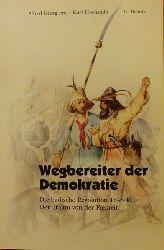 Revolution 1848 - Frei, Alfred Georg (Hrsg.); und K. Hochstuhl:  Wegbereiter der Demokratie (Die badische Revolution 1848/49. Der Traum von der Freiheit)  1. Ausgabe