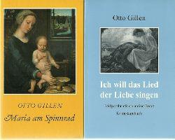 Gillen, Otto,  6 Titel / 1. Zwischen Himmel und Abgrund, (Der Weg des Menschen in unserer Zeit, Gedanken  Erkenntnisse  Wahrheiten),