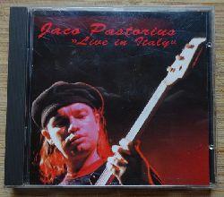 Pastorius, Jaco  Live in Italy (CD)