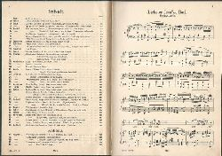 Dörffel, Alfred  Arien-Album (Inhalt siehe Abbildung) (Sammlung berühmter Arien für Sopran mit Pianofortebegleitung)