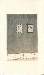 Schwegler, Fritz  Abulvenz Aushang (A ist leicht und erhebt keine Ansprüche)