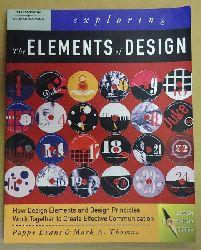Evans, Poppy und Mark A. Thomas  Exploring the Elements of Design (Design Exploration)