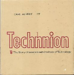 Alpert, Carl  Technion (The Story of Israel