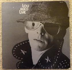 Reed, Lou  LIVE (LP 33 U/min.)