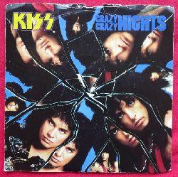 KISS:  Crazy Crazy Nights / No. No. No (Single 45 U/min.)