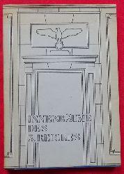 """Günther, Sonja:  Innenräume des """"Dritten (3.) Reiches"""" (Interieurs aus den Vereinigten Werkstätten für Kunst im Handwerk für Repräsentanten des Dritten Reiches)  2. Auflage"""