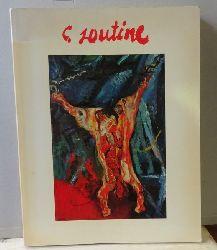 Güse, Ernst-Gerhard  Chaim Soutine 1893-1943 (dt.sprachiger Ausstellungskatalog)