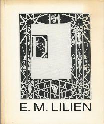 Hieronimus, Ekkehard  E. M. Lilien. Zeichnungen für Bücher; Michael Hasenclever, 15.10.-20.11.1981 (Ausstellung)