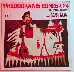 Theodorakis, Mikis  4 Titel / 1. Concert 4 - Mauthausen / La Ballade Du Frère Mort