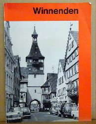 Heuschele, Otto (Hg.)  Winnenden 6. Jg. Juni 1966 (Heimat- und Kulturzeitschrift für den Kreis Waiblingen)