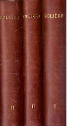 Moliere:  Oeuvres Completes de Moliere, Edition Variorum 1-3 (precedee d