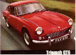 Leyland Triumph  Triumph GT6 (Werbesprospekt)