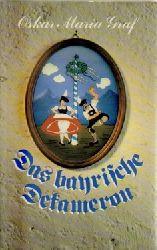 Graf, Oskar Maria,  Konvolut v. 16 Titeln / Das bayerische Dekameron,