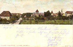 Ansichtskarte Litho Gruss aus Altdorf