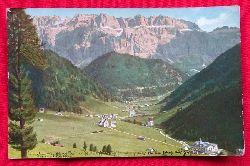 Ansichtskarte AK Selva in Val Gardena