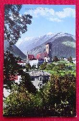 Ansichtskarte AK Schönna bei Meran