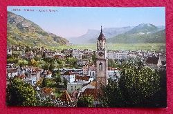 2 Ansichtskarten AK Kurort Meran. Südtirol
