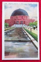 Ansichtskarte AK Adler Planetarium and Terrazzo Promenade, Chicago