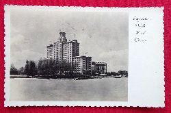 Ansichtskarte AK Edgewater Beach Hotel Chicago