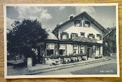 Ansichtskarte AK Cafe Stempfle