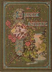 Schanz, Frida:  Lieder des Lebens (Ausgewählte Gedichte und Sprüche deutscher Dichter)  7. vermehrte Auflage
