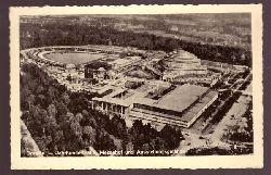 Ansichtskarte AK Breslau. Jahrhunderthalle, Messehof und Ausstellungsgelände