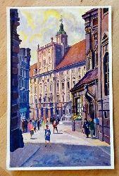 Ansichtskarte AK Das schöne Breslau. Universität (van Hout)